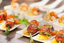 Доставка фуршетных блюд от Raclette кейтеринг