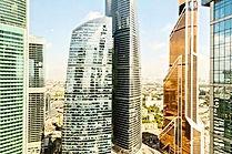 Пространство для мероприятий в Москва-сити