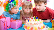 Организация детского дня рождения, детского праздника