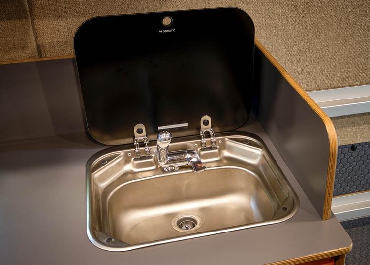 ABV Promaster Zigzag Sink