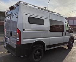 Adventure Built Vans Promaster 136 For Sale