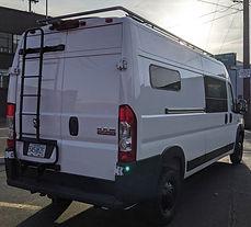 Adventure Built Vans Promaster 159 For Sale