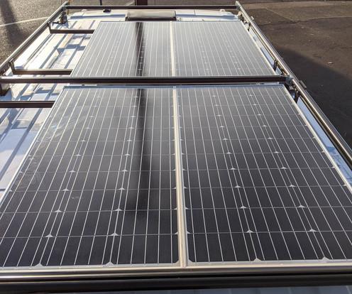 400 Watt Solar Array