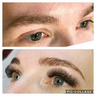 5d Lashes and Brow lamination