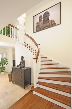Eingestemmte Treppen