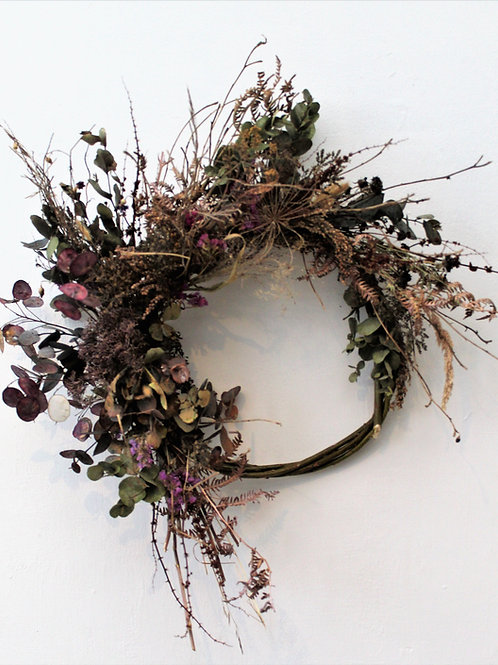 Cornish Moorland Wreath (Large)