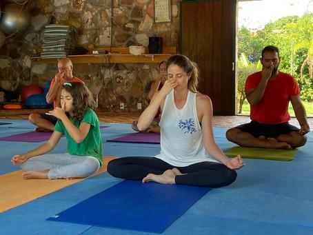 Qual a importância da respiração consciente para a saúde?
