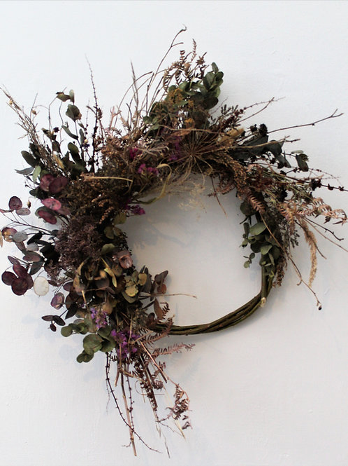 Cornish Moorland Wreath (Medium)