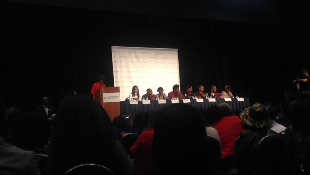 Young, Gifted and Black Panel