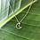 Thumbnail: Crescent Moon Necklace