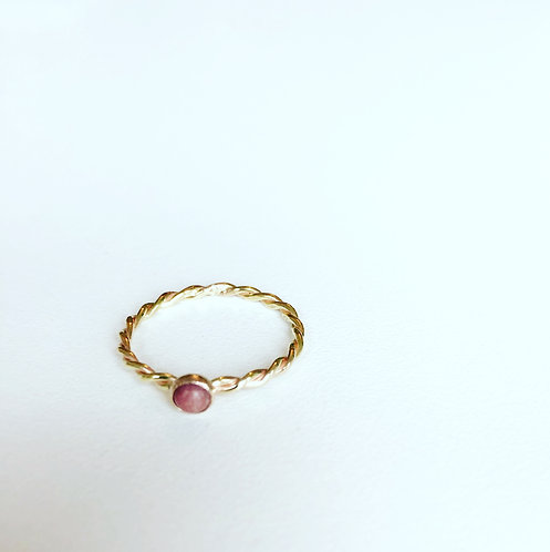 Little Twist | Rhodonite