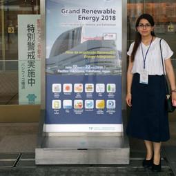 Grand Renewable Energy 2018