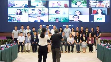 China-Japan High-level Expert Symposium on Marine Environment