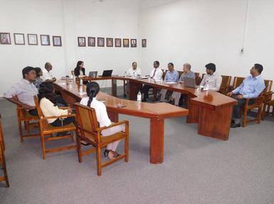Invited lecture @University of Moratuwa, SriLanka