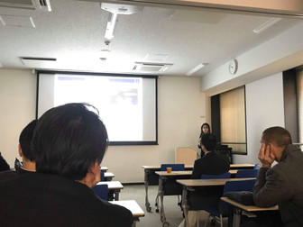 Presentation @ Hakubi annual report 2019