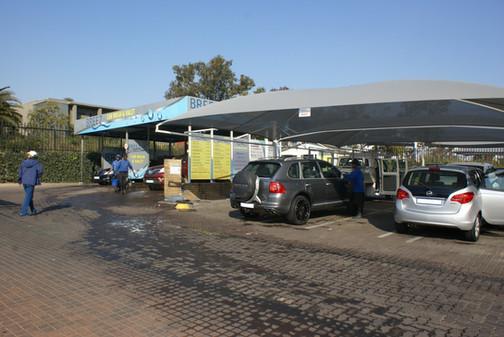 Breez Car Wash Fourways