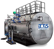 ITTIS ICI CALDAIE GSX (350 ÷ 5000 kg h) - Low Nox