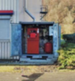 ITTIS Laboratoire Sanora chaufferie gaz
