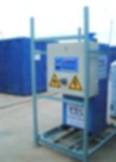 Chaufferie électrique 6 kW à 300 KW