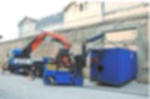 Livraison, installation et mise en service d'une chaufferie quartier St Paul Lyon (69