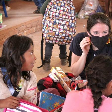 The Volunteer Experience: Naomi
