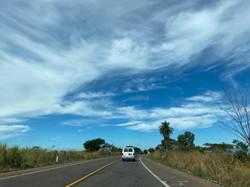 Traveling by Van