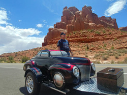 Wade - Arches National Park