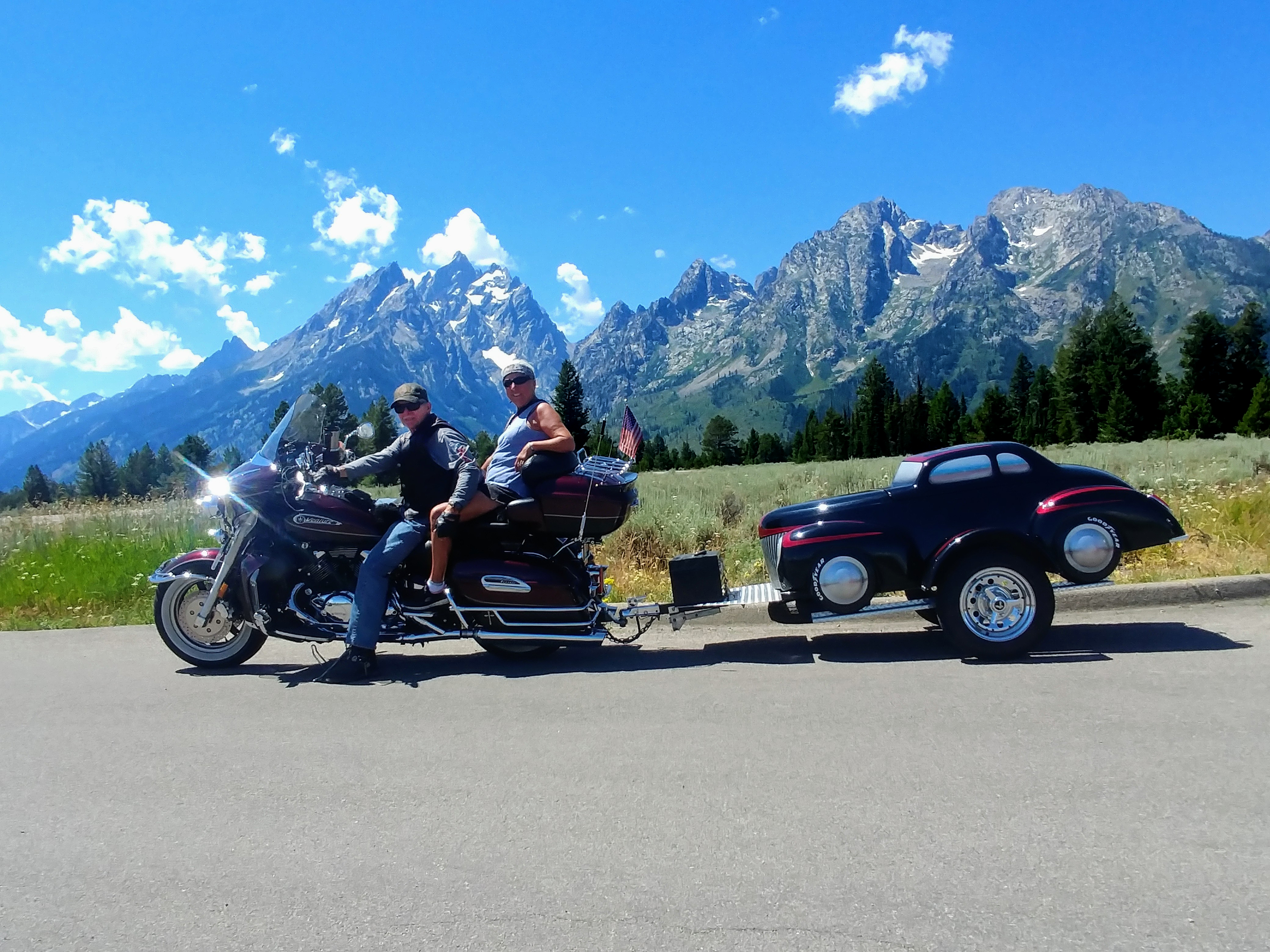 Wade & Barb - Grand Tetons