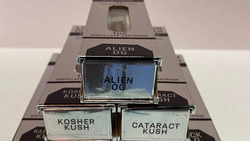 LD Platinum Cartridge 0.5mL