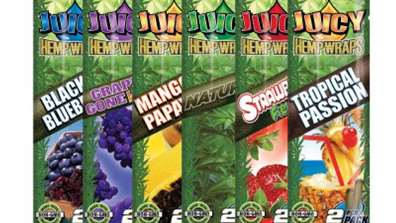 Juicy Hemp Wraps