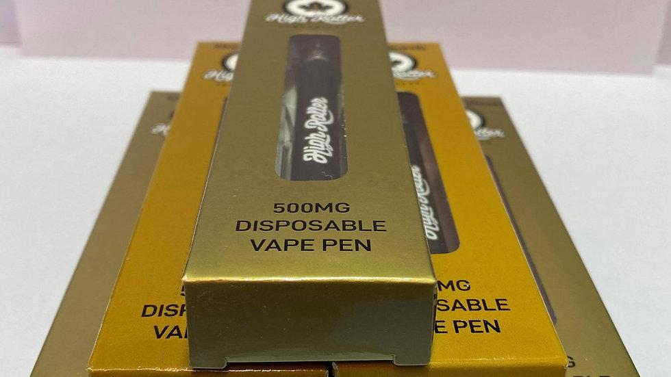 High Roller Disposable Vapes 0.5mL