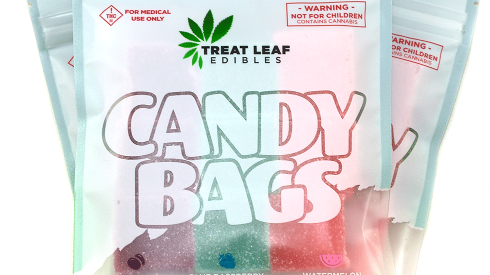 Treat Leaf Original Gummies (9 Pack)