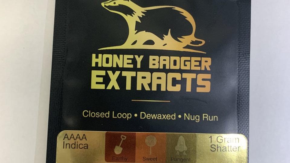 Honey Badger Shatter