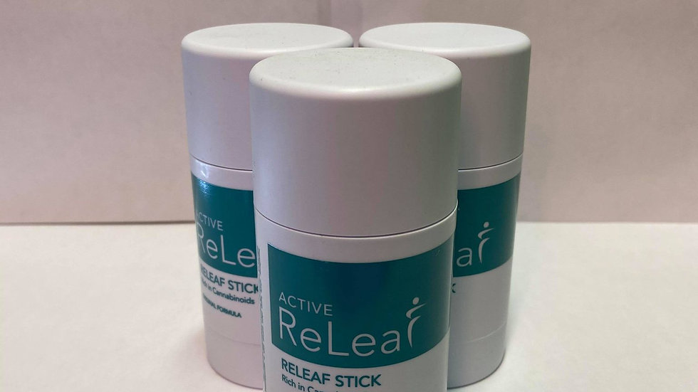 ACTIVE RELEAF CBD RELIEF STICK (EXTRA STRENGTH)