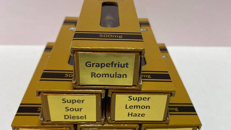 High Roller Vape Cartridges 0.5mL