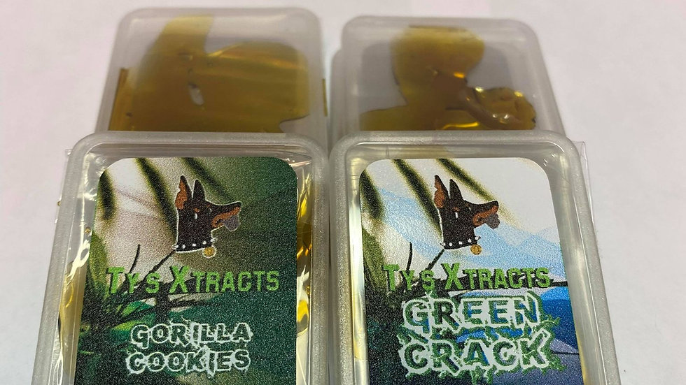 Ty's Extracts Shatter