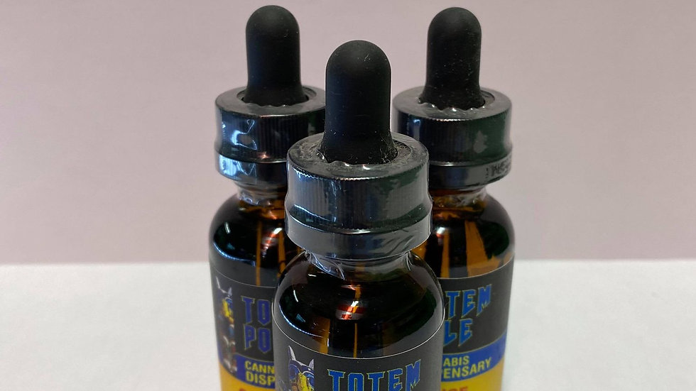 ACTIVE RELEAF THC TINCTURE (400mg)
