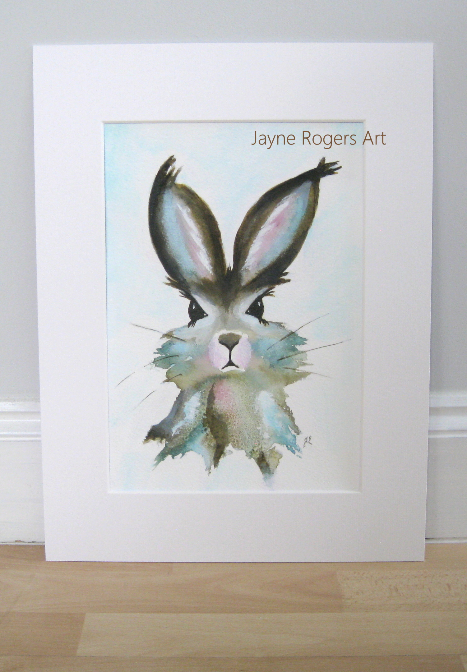 Mimi Hare Painting.