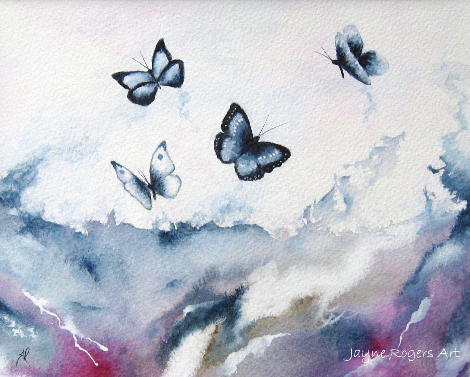 Butterfly Dance.