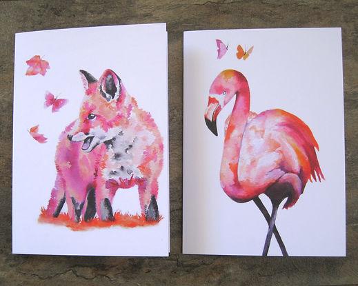 Artist Card Gift Card Pack.