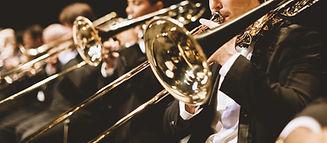 trombettisti in orchestra
