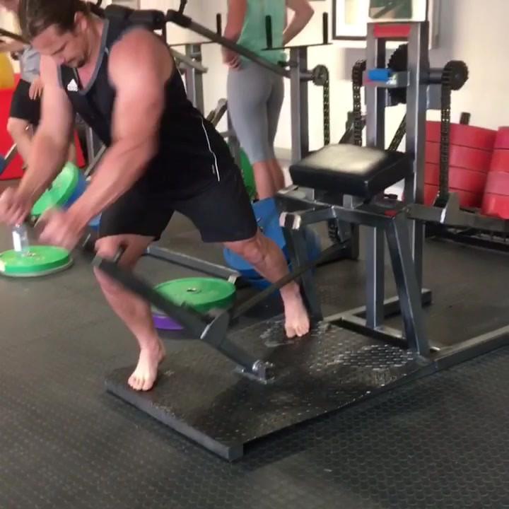 Arno Botha - SSL SA rehab