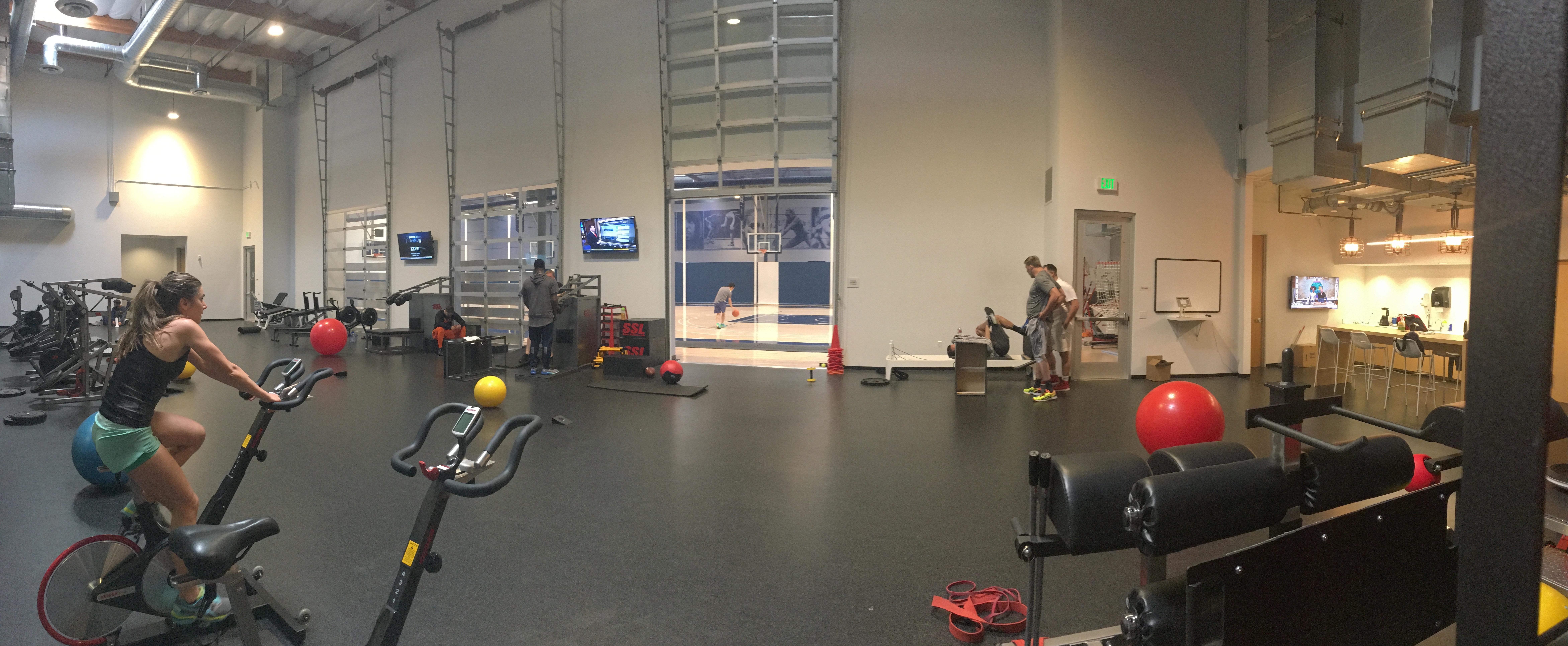SSL Irvine Facility