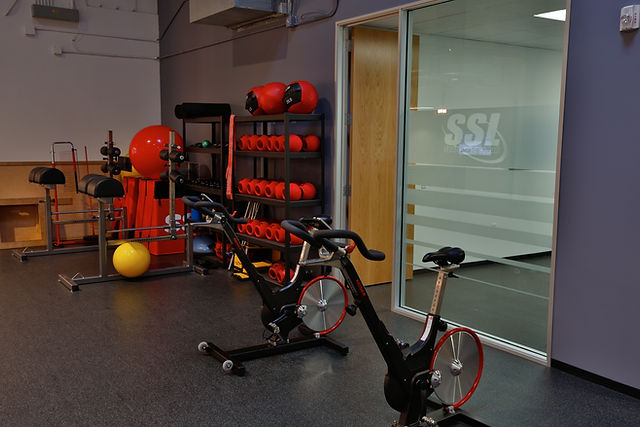 Sport Science Lab Facility