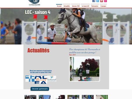 Nouveau site LEC