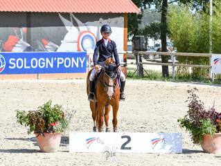 Sologn Pony - août 2019 // Athéna