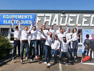 L'entreprise Fradelec fête ses 35 ans !