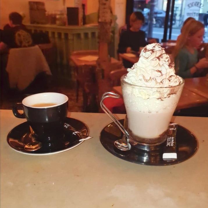 Café - Salon de thé