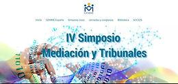 IV Simposio Mediación y Tribunales -Espanha: Jaqueline Cherulli apresenta novo artigo científico
