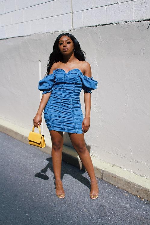 Denim Darling | Dress